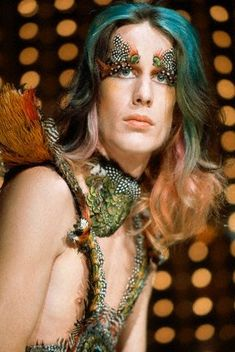 """Todd Rundgren, picture from his """"Hello it's me"""" live performance for The Midnight Special show, 1972 Grand Funk Railroad, The Midnight Special, Lynn Goldsmith, The Psychedelic Furs, A New York Minute, Todd Rundgren, Hello It, Sing To Me, Patti Smith"""