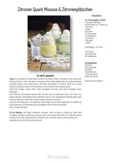 Zitronen Quark Mousse & Zitronenplaetzchen-001