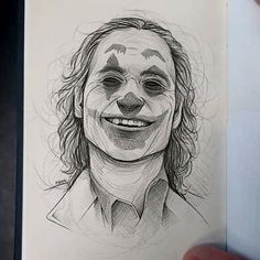 joker pencil easy drawing drawings latest sketches sketch famous