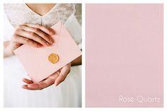 Pantone SS16 - Rose