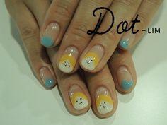 ZOZOPEOPLE | Dot+LIM nail - コト