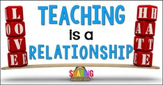 teaching is a love/h