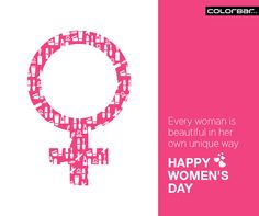 We are at our best when we cheer each other on and build each other up.  Happy International Women's Day to every gorgeous lady out there.  #lovecolorbar #womensday