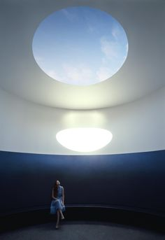 The Color Inside / Overland Partners + James Turrell Skyspace