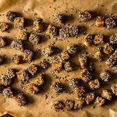 Savory Seedy Croutons Recipe on Food52 recipe on Food52