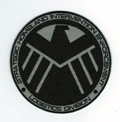 $5 free shipping ... shield patch
