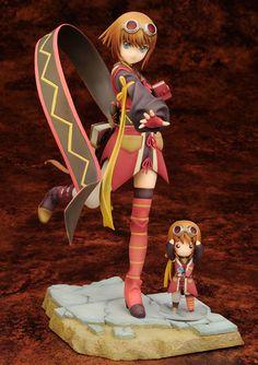 AmiAmi [Character & Hobby Shop] | Tales of Vesperia - Rita Mordio 1/8 Complete Figure
