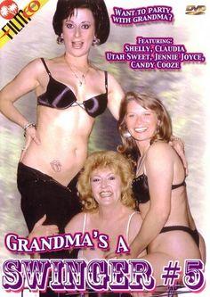Grandma's a Swinger #5 - Front Cover