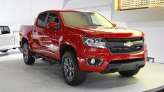 2015 Chevrolet Colorado Specs and Design