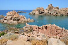 Costa Paradiso, Cala Li Cossi, Sardinia