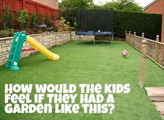 Your kids deserve a fun and safe space to play. Call us for FREE consult! #TheTurfWarehouse #artificial #fakegrass #artificialgrass #astroturf #grass #syntheticgrass #syntheticturf #garden #landscape #gardening #scotlandUK