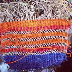 The Textile Blog: Handcrafted in Ghana - Weaving the Contemporary and the Traditional