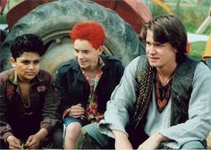 The Tribe- bray, jack and dale (love this picture!)