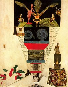 """Technique """"collage"""" - WikiArt.org"""