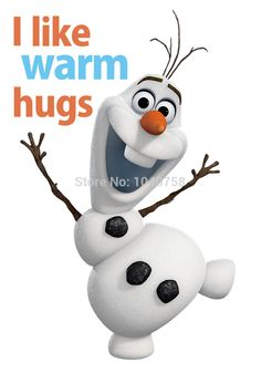 Find More Wall Stickers Information about Large PVC Removable Olaf the Snow Man Wall Decals Stickers Home Decoration For Kids Room,High Quality stickers wrap,China decorative glass stickers Suppliers, Cheap sticker home decor from Home Evolution on Aliexpress.com