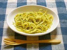 のり塩☆スパゲティ