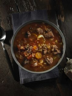 This hearty Quick Beef and Barley Soup is easy to make with leftover pot roast or oven roast beef in just 30 minutes. Oven Roast Beef, Roast Beef Recipes, Soup Recipes, Barley Nutrition, Leftover Roast Beef, Beef Barley Soup, Soup And Sandwich, The Fresh, Soups And Stews