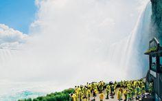 Journey Behind the Falls (canadian side) - $15.95/ person, 6650 Niagara Parkway,  Niagara Falls, Ontario, Canada