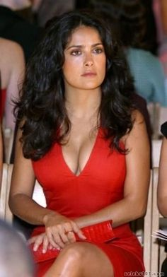 We Love Lovely Female Celebs Salma Hayek Style, Salma Hayek Body, Beautiful Celebrities, Beautiful Actresses, Gorgeous Women, Selma Hayek Hot, Salma Hayek Pictures, Actrices Sexy, Le Jolie
