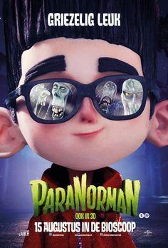 ParaNormanの映画のポスター