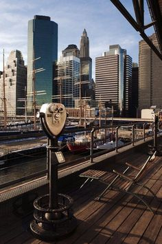 South Street Seaport, Pier 17, Manhattan