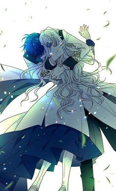 The Abandoned Empress (Season 3 - Spoilers and Review) - [ SPOILER ] - Wattpad Anime Couples Manga, Cute Anime Couples, Anime Guys, Anime Art Girl, Manga Art, Manga Anime, Anime Suggestions, Romantic Manga, Anime Love Couple