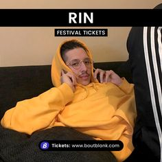 RIN (Rapper) Deutschland Tour und Konzerte. Infos und Tickets bei Boutblank.com