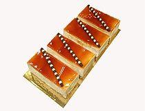 Cheese Cake Caramel cakepins.com
