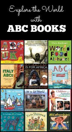 ABC Books Around the World