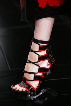 Alexander McQueen Ready-to-wear Spring/Summer 2015