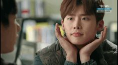Cute DalPo - Pinocchio kdrama ep 7 - Lee Jong Suk Dal po and chan soo are so adorable together
