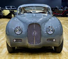 1953 La Sarthe Bentley Fastback Coupé  Maintenance/restoration of old/vintage vehicles: the material for new cogs/casters/gears/pads could be cast polyamide which I (Cast polyamide) can produce. My contact: tatjana.alic@windowslive.com