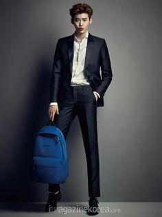 Esquire - imagazinekorea.. lee jong suk