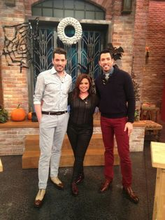 Today on the @RachaelRayShow, me, @rachaelray & @MrSilverScott face-off in a creative #Halloween competition!
