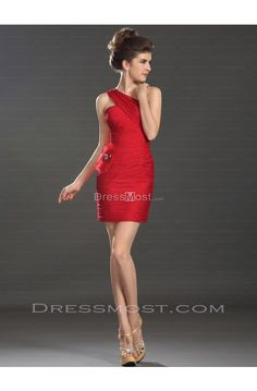#red Cocktail Dresses