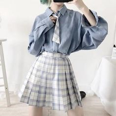 Discover recipes, home ideas, style inspiration and other ideas to try. Japanese Outfits, Korean Outfits, Japanese Fashion, Korean Fashion, Kawaii Fashion, Lolita Fashion, Cute Fashion, Fashion Outfits, Icon Fashion