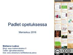 Padlet opetuksessa Education, Digital, Twitter, Ideas, Training, Educational Illustrations, Learning, Onderwijs, Thoughts
