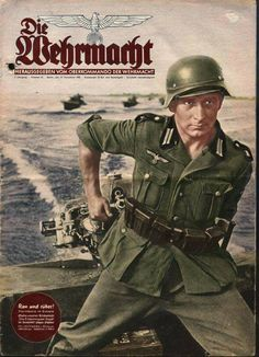 Die Wehrmacht Magazine