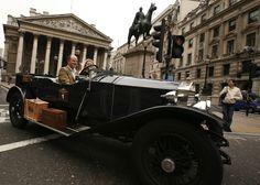 London to Paris Rally