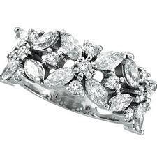 Band Diamond Ring