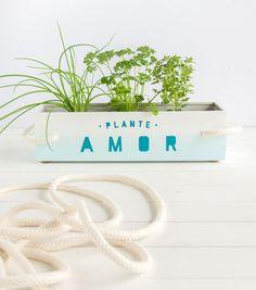 Que tal aprender a criar uma hortinha em casa? Nesse projeto de faça você mesmo damos dicas de como realizar essa façanha e ter temperos sempre frescos.