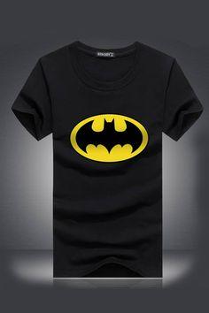 Batman DC Comics Superhero Camoflauge Bat Shield Logo Big Boys T-Shirt Tee
