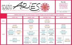 Ecco il planning di quest'estate! non perdetevi l'occasione di provare nuovi corsi o frequentare la vostra lezione preferita! http://www.spazioaries.it/Upload/Modules/News_Article.php?ID=69