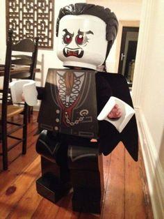 Halloween Lego vampire - CAABOH - Enjoy the Jokes