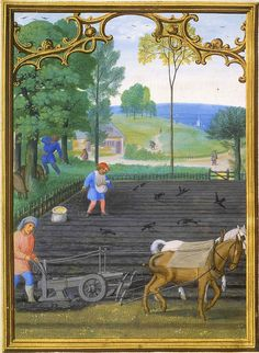 Da Costa hours [1515] - Morgan Library - September
