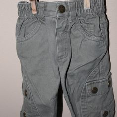 Cargo pants, 3 months