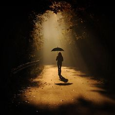 Even though we have people in our lifes that say they will always be there for you. In reality you walk this road alone.