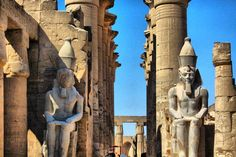 Luxor Temple + Valley of Kings
