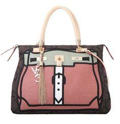Collezione borse V73 Primavera Estate 2014 Handbag K Patch - #bags #bag