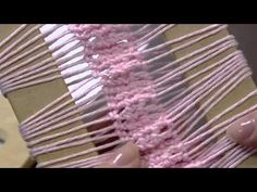 Mulher.com 19/11/2012 Eliete Massi - Blusa com crochê de grampo 1/2 - YouTube